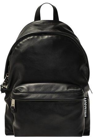 Moschino Mænd Rygsække - Backpack with logo