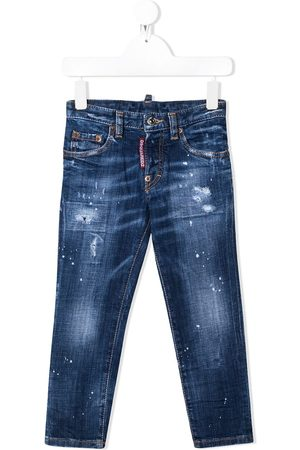 Dsquared2 Icon distressed skinny jeans