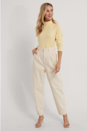The Fashion Fraction x NA-KD Turtle Neck Top