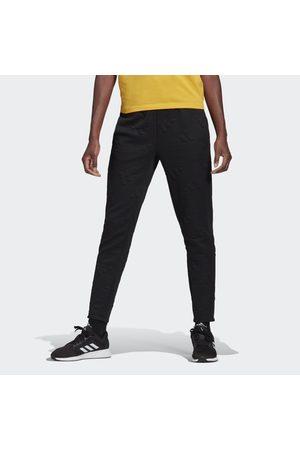 adidas AEROREADY Jacquard Logo bukser