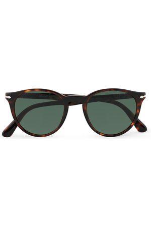 Persol Mænd Solbriller - 0PO3152S Sunglasses Havana/Green