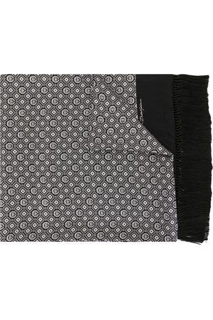 Dolce & Gabbana Silketørklæde med frynser