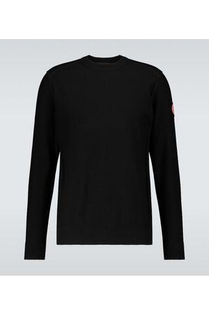 Canada Goose Merino wool crewneck sweater