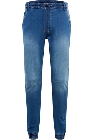 Urban classics Jeans 'Knitted Denim Jogpants