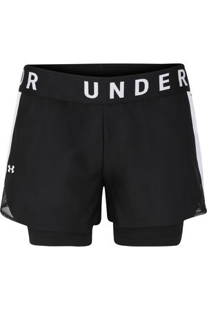 Under Armour Sportsbukser 'Play Up 2-in-1 Shorts