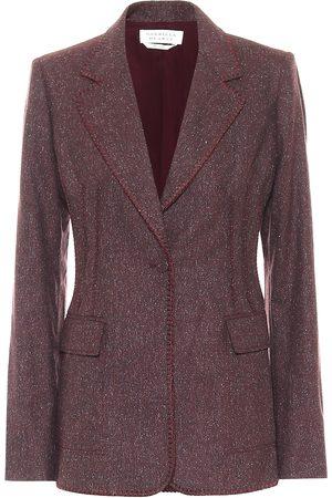 GABRIELA HEARST Kvinder Blazere - Minos wool-blend blazer