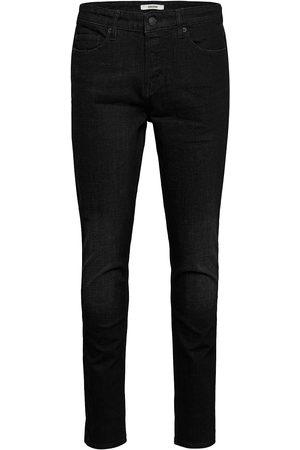 Zadig & Voltaire Mænd Slim - David Eco Anthra Jeans Slim Jeans Sort