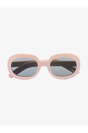 Gucci Mænd Solbriller - Ovale solbriller med tintede glas