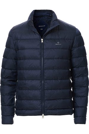 GANT The Light Down Jacket Evening Blue