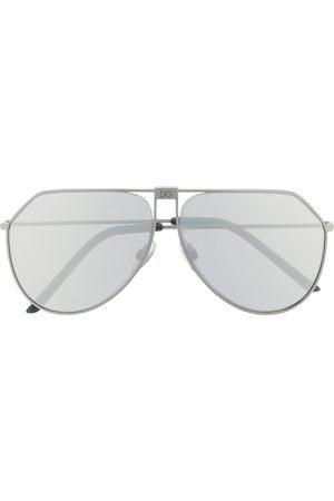 Dolce & Gabbana Mænd Solbriller - DG2248 aviator-solbriller