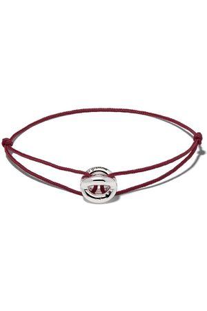Le Gramme Maillon cord bracelet