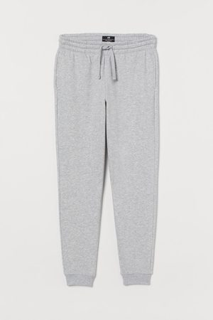H&M Mænd Joggingbukser - Sweatpants Regular Fit