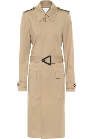 Bottega Veneta Belted cotton trench coat