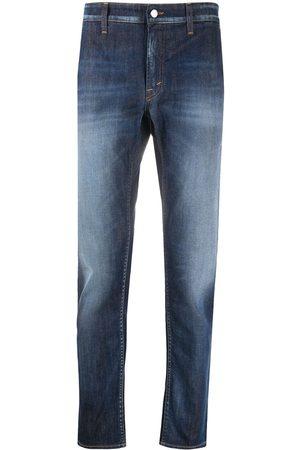 DEPARTMENT 5 Mænd Straight - 9oz jeans i stræk med smal pasform