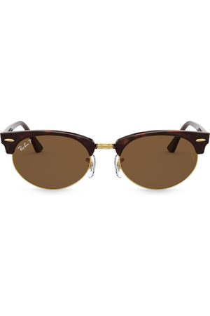 Ray-Ban Solbriller - CLUBMASTER OVAL