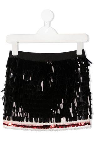 Dsquared2 Sequin mini skirt