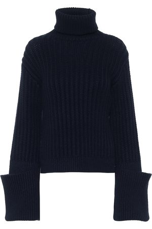 The Row Arline cashmere turtleneck sweater