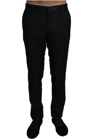 Dolce & Gabbana Wool Formal Trousers