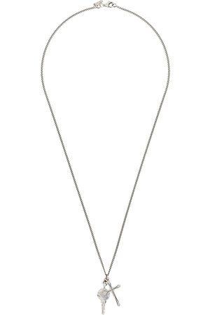 EMANUELE BICOCCHI Halskæder - Lang halskæde med kors-vedhæng