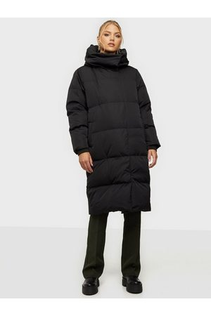 Object Objlouise Long Down Jacket Noos Dunjakker