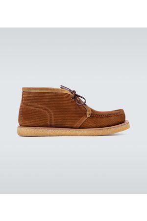 Dolce & Gabbana Mænd Støvler - Suede desert boots