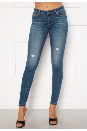 Only Carmen Life Reg Jeans Medium Blue Denim 30/30