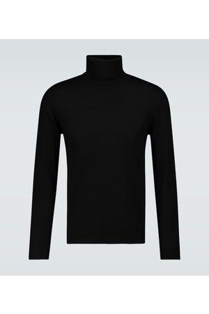 ZANONE Mænd Strik - Regular-fit turtleneck sweater