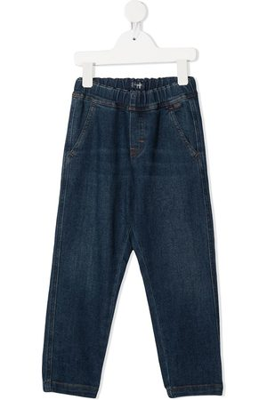 Il gufo Denimbukser med lige ben