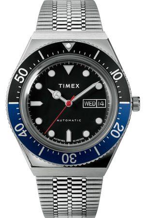 Timex Reissue M79 Automatic 40mm Blue/Black