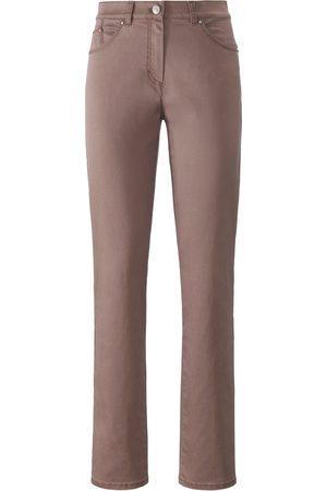 Brax Comfort Plus-jeans model Caren Fra Raphaela by brun