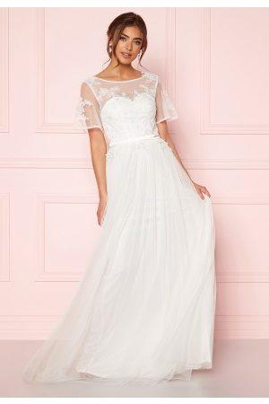 Moments New York Kvinder Festkjoler - Rosalie Wedding Gown White 36