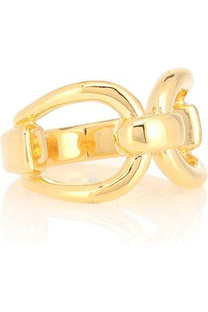 Sophie Buhai Kvinder Ringe - Horsebit 18kt gold-vermeil ring
