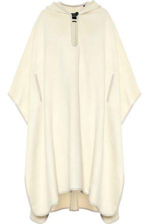 Isabel Marant Eowyn hooded wool-blend poncho