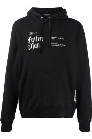 UNDERCOVER Slogan-print hoodie