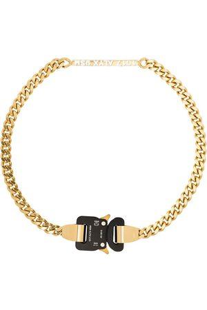 1017 ALYX 9SM Guldtonet kædehalskæde
