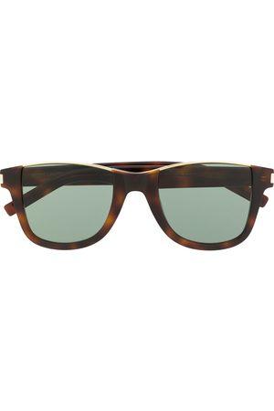 Saint Laurent Solbriller - Solbriller med firkantet stel