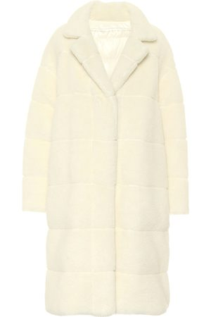 Moncler Bagaud reversible faux shearling coat