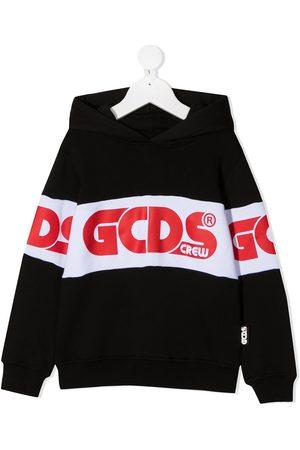 GCDS Repeat logo hoodie