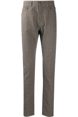 Saint Laurent Mikroternede bukser med smal pasform