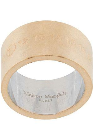 Maison Margiela Ring med indgraveret nummer
