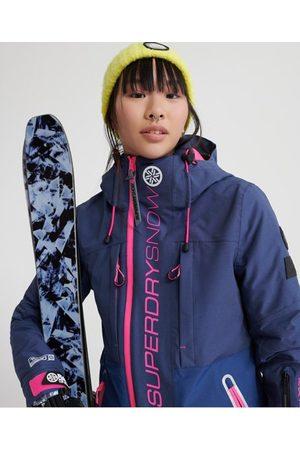 Superdry Slalom Slice skijakke