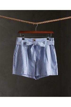 Superdry Desert Paper Bag shorts