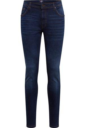 Denim Project Mænd Slim - Jeans 'MR. BLACK