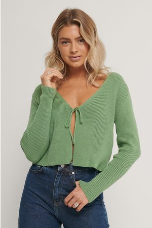 Trendyol Mint Knitted Cardigan