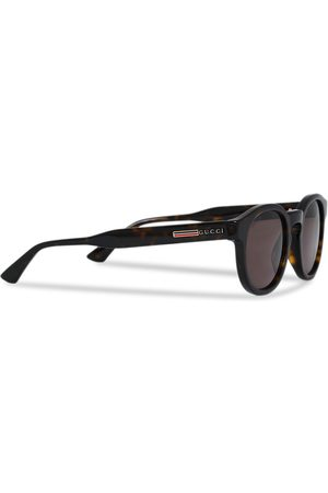 Gucci GG0825S Sunglasses Havana/Brown