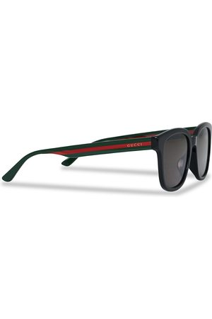 Gucci GG0847SK Sunglasses Black/Green