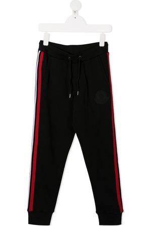 Moncler Side stripe trousers