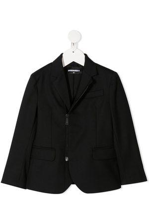 Dsquared2 Zip-front blazer