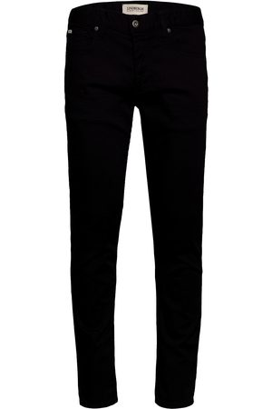 Lindbergh Superflex Jeans Stay Black Slim Jeans