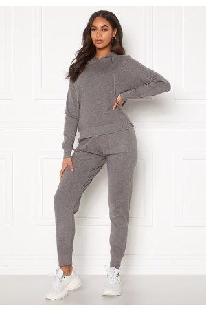 Blue Vanilla Kvinder Pyjamas - Lounge Jumper Jogger Set Grey L